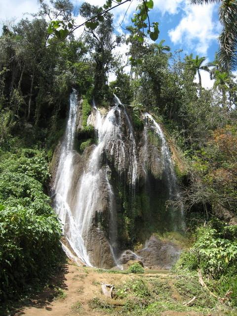 Trinidad-073 - (El Rocio Waterfall, Guanayara Park).JPG